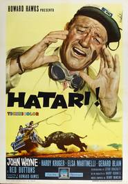 Hatari! is the best movie in Eduard Franz filmography.