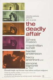 The Deadly Affair - movie with Harriet Andersson.