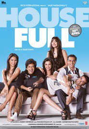 Housefull - movie with Boman Irani.
