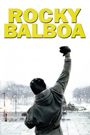 Rocky Balboa - movie with Sylvester Stallone.