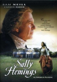 Sally Hemings: An American Scandal - movie with Carmen Ejogo.