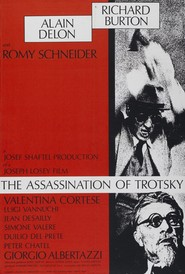 The Assassination of Trotsky is the best movie in Alain Delon filmography.