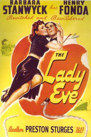 The Lady Eve - movie with Eric Blore.