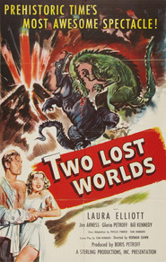 Two Lost Worlds - movie with James Arness.