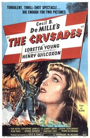 The Crusades - movie with Joseph Schildkraut.
