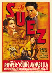 Suez - movie with Joseph Schildkraut.