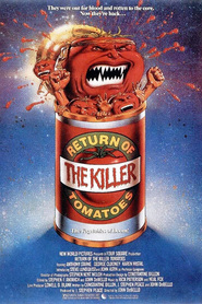 Return of the Killer Tomatoes! - movie with George Clooney.