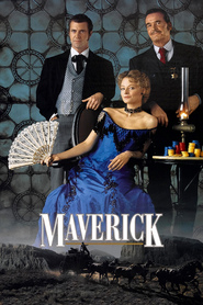Maverick - movie with Graham Greene.
