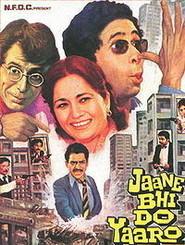 Film Jaane Bhi Do Yaaro.
