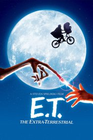 E.T. the Extra-Terrestrial - movie with Drew Barrymore.