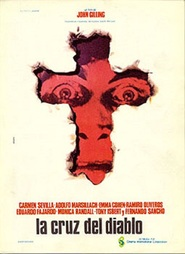 La cruz del diablo - movie with Eduardo Fajardo.