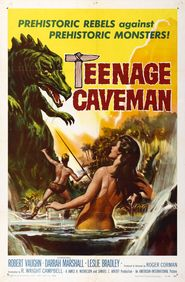 Teenage Cave Man is the best movie in Robert Vaughn filmography.