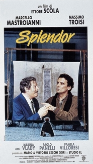 Splendor - movie with Marcello Mastroianni.
