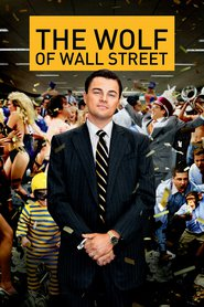 The Wolf of Wall Street - movie with Leonardo DiCaprio.