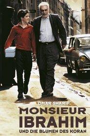 Monsieur Ibrahim et les fleurs du Coran is the best movie in Guillaume Gallienne filmography.