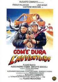 Com'e dura l'avventura - movie with Paolo Villaggio.