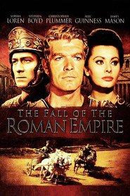 The Fall of the Roman Empire - movie with Christopher Plummer.
