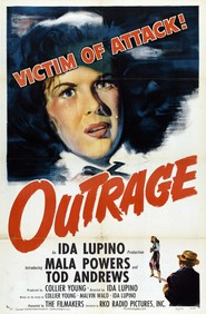 Outrage - movie with Robert Clarke.