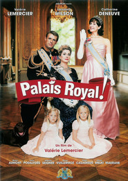 Palais royal! - movie with Denis Podalydes.