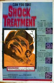 Shock Treatment - movie with Roddy McDowall.