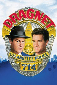 Dragnet - movie with Christopher Plummer.