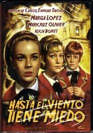 Hasta el viento tiene miedo is the best movie in Marga Lopez filmography.