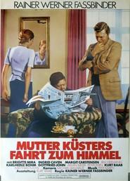 Mutter Kusters' Fahrt zum Himmel is the best movie in Gottfried John filmography.