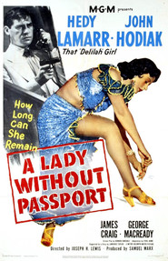 A Lady Without Passport - movie with Steven Geray.