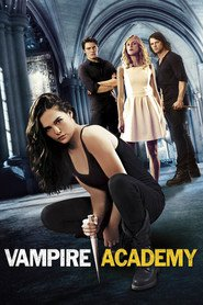 Vampire Academy - movie with Olga Kurylenko.