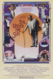 Evil under the sun - movie with Roddy McDowall.