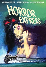 Horror Express - movie with Peter Cushing.
