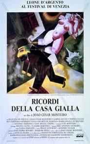 Recordacoes da Casa Amarela is the best movie in Joao Cesar Monteiro filmography.