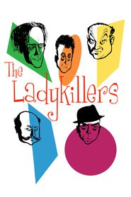 The Ladykillers - movie with Cecil Parker.