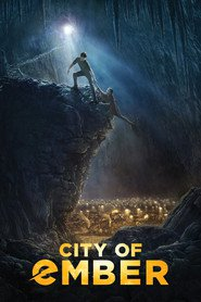 City of Ember - movie with Bill Murray.