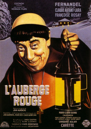 L'auberge rouge is the best movie in Fernandel filmography.