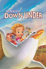 The Rescuers Down Under - movie with Eva Gabor.