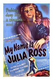 My Name Is Julia Ross is the best movie in Nina Foch filmography.