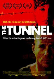 Der Tunnel - movie with Sebastian Koch.