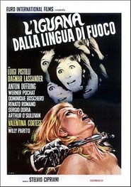 L'iguana dalla lingua di fuoco is the best movie in Dagmar Lassander filmography.