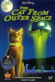 The Cat from Outer Space - movie with Roddy McDowall.