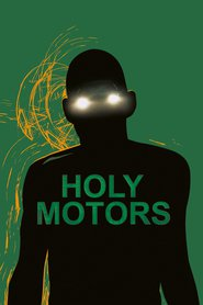 Holy Motors - movie with Michel Piccoli.