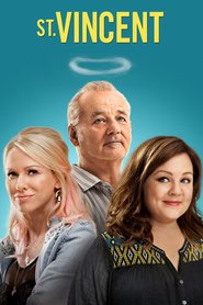 St. Vincent - movie with Melissa McCarthy.