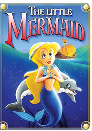 The Little Mermaid - movie with Kenneth Mars.