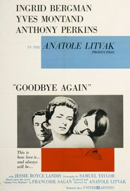 Goodbye Again - movie with Yves Montand.