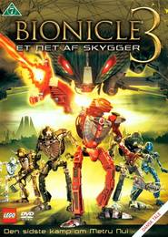 Bionicle 3: Web of Shadows - movie with Paul Dobson.