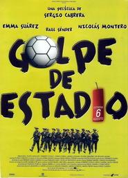 Golpe de estadio is the best movie in Emma Suarez filmography.