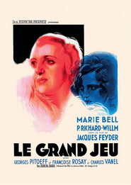 Le grand jeu - movie with Charles Vanel.