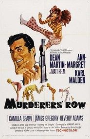 Murderers' Row is the best movie in Ann-Margret filmography.