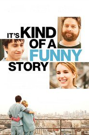 It's Kind of a Funny Story is the best movie in Zach Galifianakis filmography.