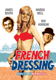 French Dressing - movie with Marisa Mell.